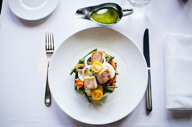 cuisine française et étrangère