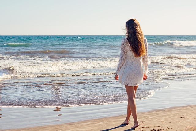 robe de plage en paréo