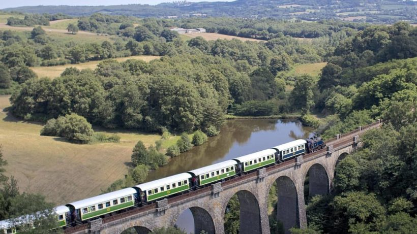 Pourquoi voyager ou balader en train ?