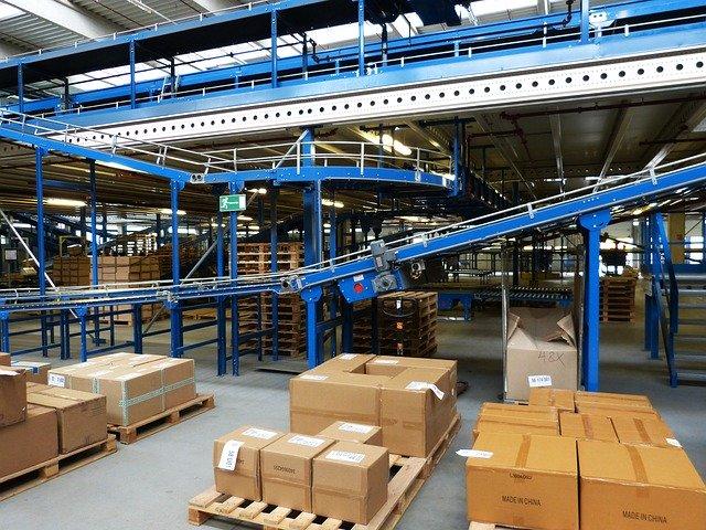 Automatiser la gestion logistique des entrepôts