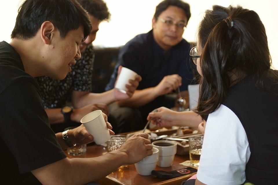 L'importance de la pause-café en entreprise