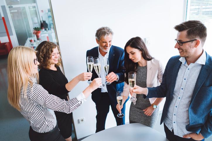 Les astuces pour organiser une fête d'entreprise mémorable