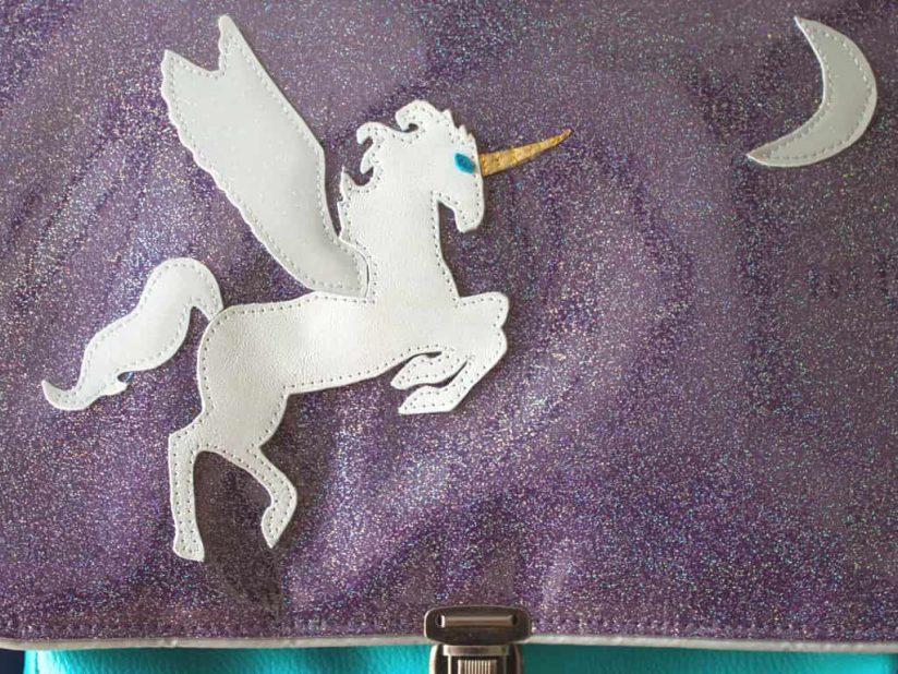 cartable licorne