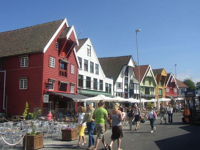 norvege premier voyage
